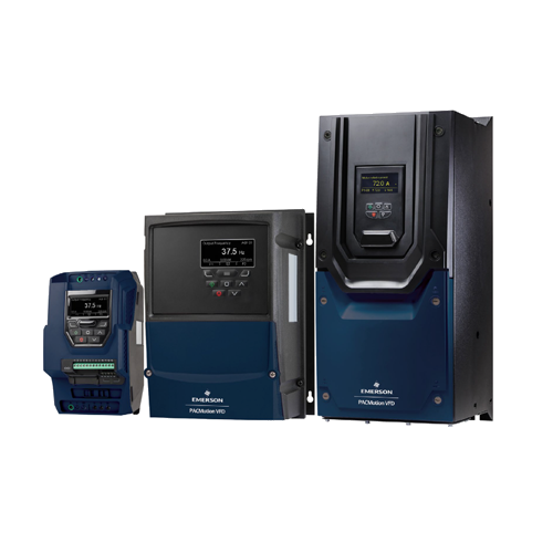 PACMotion Variable Frequency Drives